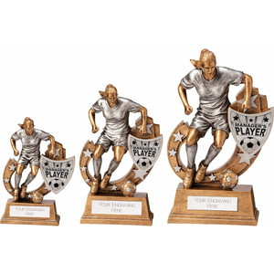Galaxy Football Manager Player Award