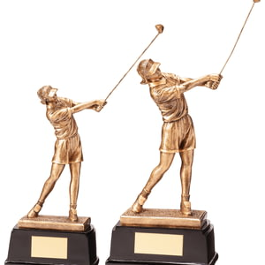 Royal Golf Female Award