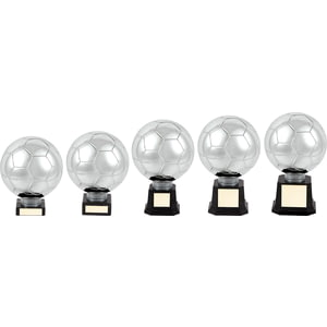 Planet Football Legend Rapid 2 Trophy Silver