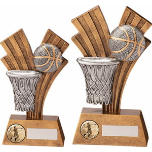 Xplode Basketball Award