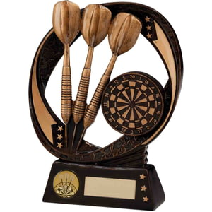 Typhoon Darts Award