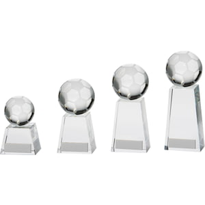 Voyager Football Crystal Award